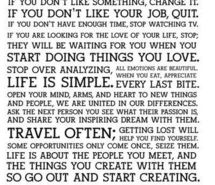 Inspiring picture advice, inspiration, inspirational quotes, life, life quotes, love. Resolution: 394x499 px. Find the picture to your taste!