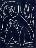 Selected Drawings and Graphic Work by Henri Matisse  Musical (rhythmic)