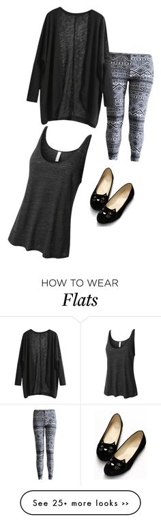 """""""Untitled #63"""" by cisneros7 on Polyvore featuring LE3NO"""