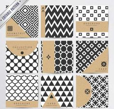 Vector Patterns: 500+ Free Backgrounds for Web and Print Designs