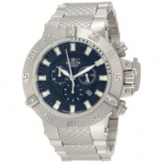 1194 : Invicta Swiss Quartz Chronograph Watch #1194 (Men Watch), Invicta Men @ www.Bodying.com