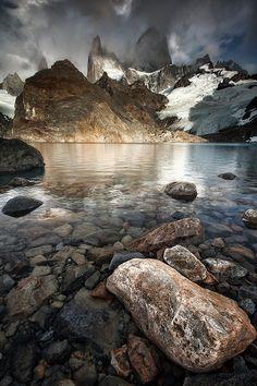 Mount Fitz Roy - Los Glaciares National Park, Argentina.