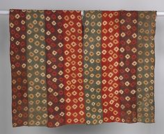 Tunic  Huari, 7th-9th century  The Metropolitan Museum of Art
