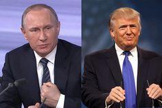 """""""Sehr talentierter Mann"""": Putin sieht in Trump Chance für bessere USA-Russland-Beziehung - http://www.statusquo-news.de/sehr-talentierter-mann-putin-sieht-in-trump-chance-fuer-bessere-usa-russland-beziehung/"""
