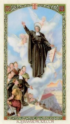 Patron saint of courage and bravery