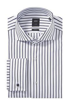 Hugo Boss Striped Shirt