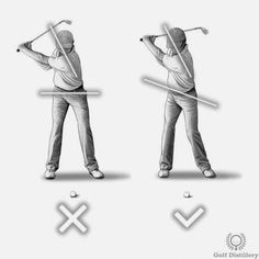 Swing Errors - Illustrated Guides on How to Fix Golf Swing Errors Golf Tips Driving, Golf Club Grips, Golf Putting Tips, Golf Tips For Beginners, Perfect Golf, Golf Lessons, Golf Humor, Golf Gifts, Golf Fashion