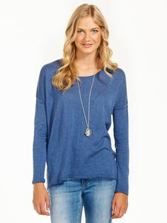 Drop Shoulder Essential Knit from Just Jeans >> 39.95