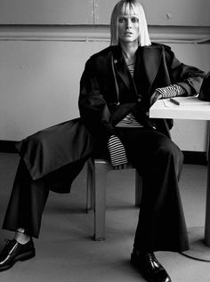 Iselin Steiro by Josh Olins for Vogue UK March 2016 11