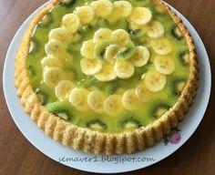 SeMaVeR: Meyveli Tart Pasta