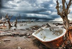 Villa Epecuen, the Argentinian town that spent 25 years underwater