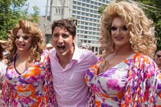 Justin Trudeau's Best Photo Opportunities