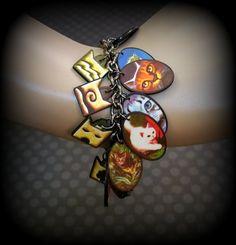 Warrior Cats Jewelry Bracelet Fan Fandom by FauxShowArt