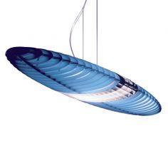 TITANIA pendant lamp (Luceplan) | Design: Alberto Meda & Paolo Rizzato, 1989