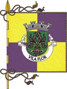 Bandeira de Vila Flor