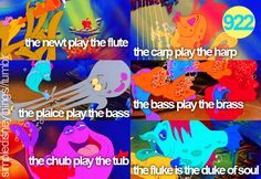 Welcome to a blog dedicated to The Little Mermaid! Please make use of the tags page to see all of...