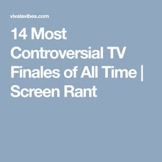 most controversial topics of all time
