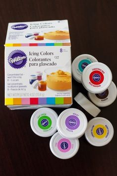 A Guide to Food Coloring Types and How to Use Them | Foods, Cake and ...