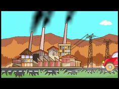 Les énergies non renouvelables - YouTube Vidéo de sensibilisation. Protection de la Planète