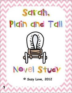 Printables Sarah Plain And Tall Worksheets 1000 images about readingwriting on pinterest fourth grade sarah plain and tall novel study common core unit