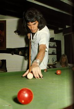 Freddie Mercury, 1973.