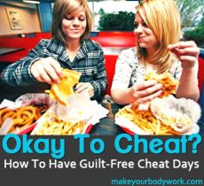 Is a cheat day good for you? #diet