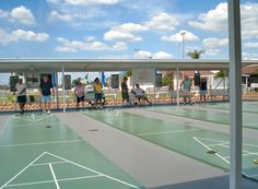SHUFFLEBOARD Purpose: To provide a social atmosphere for fellowship, sportsmanship, companionship and recreation for its members under the auspices of. Sun City Center, Outdoor Activities, Field Day Activities