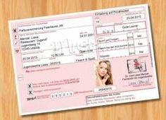 Einladung Einladungskarten Jugendweihe MUSTER 34 - Bild vergrößern