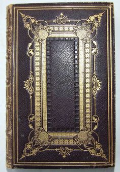 Golden Treasury, Bogatzky, 1870, Devotional Passages, fine leather binding in Books, Comics & Magazines, Antiquarian & Collectable | eBay