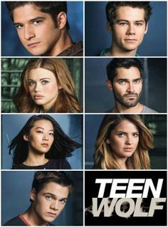teen wolf season 4 poster - Google Search