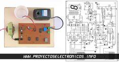 ▷ 【FUENTE de alimentación de 10 A y 13.8 Voltios】→ ¡Gratis! Arduino, Circuit Diagram, Drinking Water, Circuits