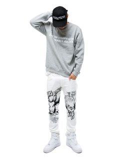 Sweatpants, Men, Fashion, Moda, Sweat Pants, Fasion, Jumpsuits, Fashion Illustrations, Fashion Models