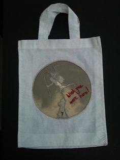 Eros Wish you were here bag by Kaniez Abdi www.kaniezabdi.com