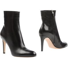 Gianvito Rossi Ankle Boots ($562) ❤ liked on Polyvore