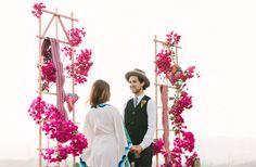 Latin American Wedding Inspiration   Green Wedding Shoes Wedding Blog   Wedding Trends for Stylish + Creative Brides