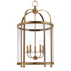 Buy Larchmont 5 Light Pendant by Hudson Valley Lighting - Made-to-Order designer Pendants from Dering Hall's collection of Traditional Lighting.