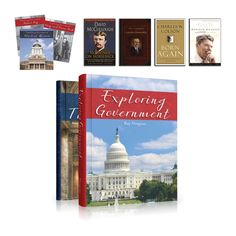Exploring Government Complete Bundle