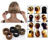 Wish | 1pcs  fashion hair band, accessories,Hairpin Bun Tail 108-04-00467