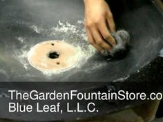 This is a very unique and rare video showing a very experienced cast stone artisan cleaning a mold after a Robie House Vase has been de-molded. Garden Urns, Garden Planters, Stone Molds, Concrete Garden, Cast Stone, Frank Lloyd Wright, Fountain, It Cast, Videos