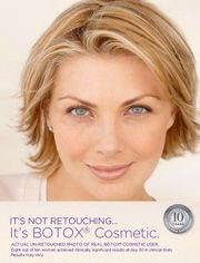 Botox Injections by Lisa Williams, Nurse Practitioner and owner of Ultra Smooth Skin.