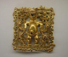 Pre-Columbian Gold Museum, San Jose, Costa Rica - Lobster Artifacts