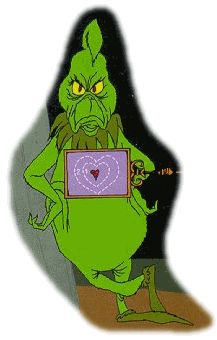 Hw the Grinch Stole Christmas song for teaching non-literal language RL3.4 and L3.5a - - - lyrics and mp3 file to play the song