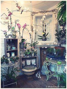 Flowerhouse Flower shop in London. Must visit when next I'm in London