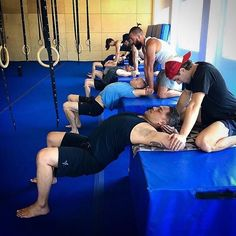 "161 Likes, 5 Comments - Gymnastics Strength Training (@gymnasticbodies) on Instagram: ""@falsegrip #sydney #gbaffiliate ・・・ Working towards Thoracic Bridge from the @gymnasticbodies…"""