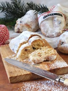 Mini Stollen, Camembert Cheese, Christmas Time, Advent, Bread, Baking, Small Cake, Food And Drinks, Xmas
