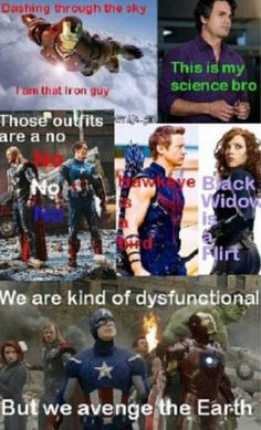 Avengers' Bells - you know you just sang it.