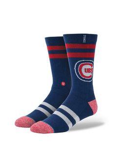Chicago Cubs Cubbies Crew Socks