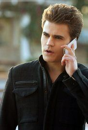 """The Vampire Diaries -- """"American Gothic"""" -- Pictured: Paul Wesley as Stefan -- Image Number: — Photo: Bob Mahoney/The CW -- © 2013 The CW Network, LLC. All rights reserved. Vampire Diaries Stefan, Vampire Diaries Saison, Paul Wesley Vampire Diaries, Vampire Diaries Outfits, Vampire Diaries Quotes, Vampire Diaries The Originals, Bonnie Bennett, Joseph Morgan, Claire Holt"""