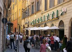 For my next gelato tour of Italy, I must try Rome's oldest gelataria near the Pantheon on Via Uffici del Vicario, 40