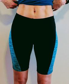 Two On Two Off: Jalie 2563 - Running Shorts (done right this time!)